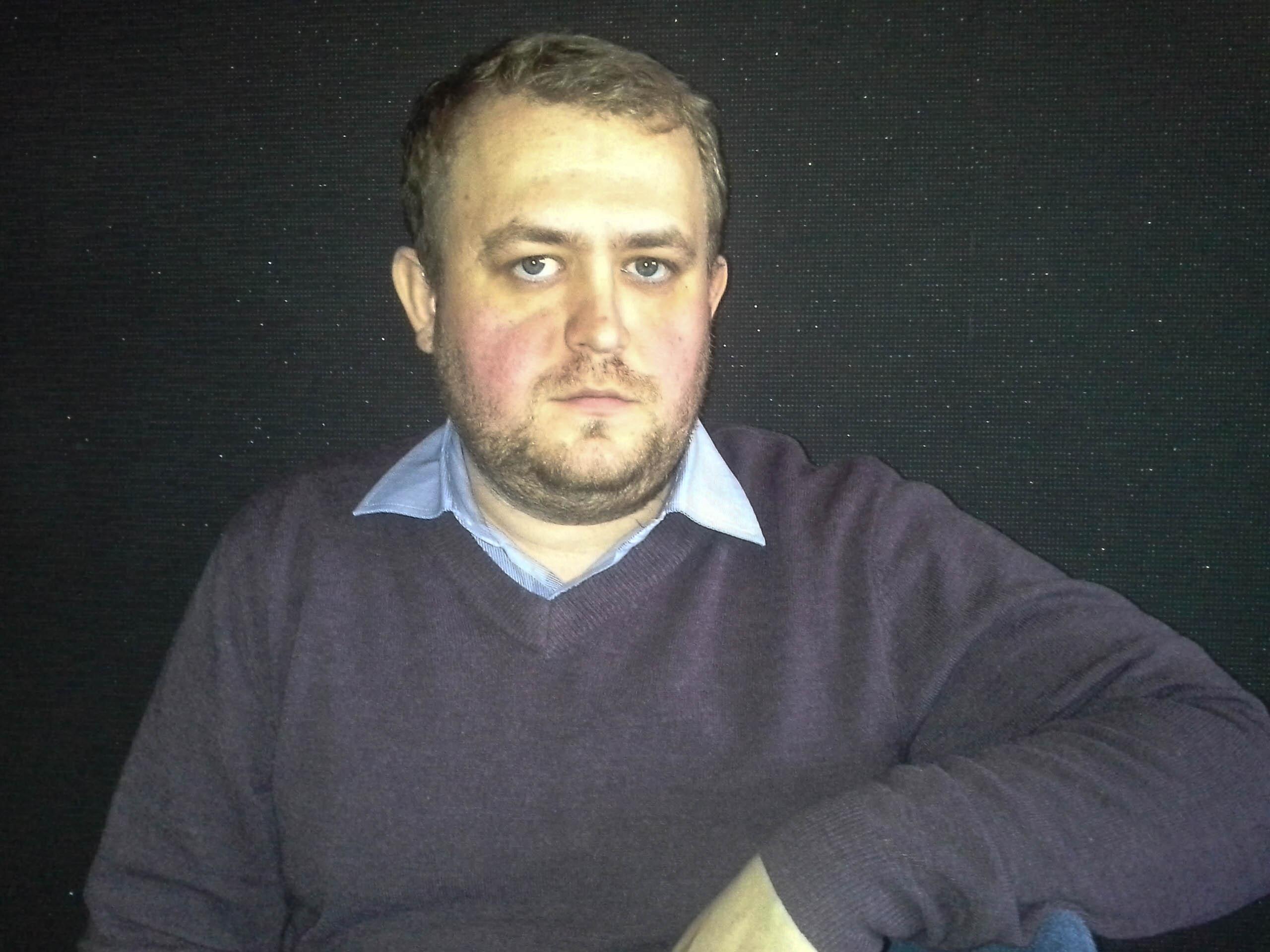 Директор фирмы ПаркетМаэстро, мастер высшей категории, Виталий Владимирович Гельман